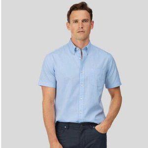 Charles Tyrwhitt - Slim Fit Short Sleeve